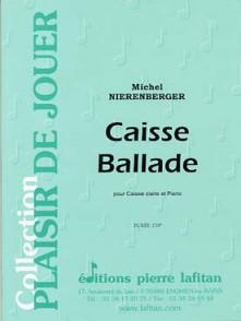 NIERENBERGER M. CAISSE BALLADE CAISSE CLAIRE