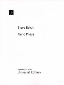 REICH S. PIANO PHASE 2 MARIMBAS