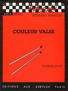 RENAUDIN B. COULEUR VALSE BATTERIE