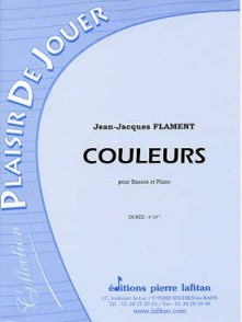 FLAMENT J.J COULEURS BASSON