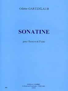 GARTENLAUB O. SONATINE BASSON