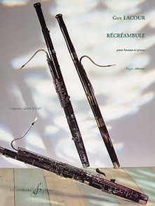 LACOUR G. RECREAMBULE BASSON