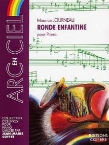 JOURNEAU M. RONDE ENFANTINE PIANO