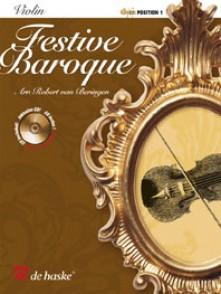FESTIVE BAROQUE VIOLON