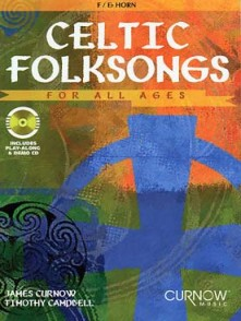 CELTIC FOLKSONGS FOR ALL AGES COR