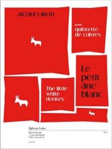 IBERT J. LE PETIT ANE BLANC QUINTETTE DE CUIVRES