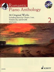 ROMANTIC PIANO ANTHOLOGY VOL 2