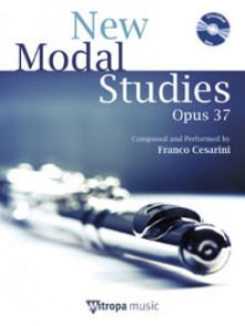 CESARINI F. NEW MODAL STUDIES OP 37 FLUTE