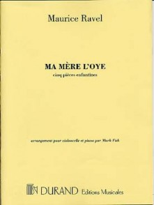RAVEL M. MA MERE L'OYE VIOLONCELLE