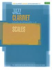 JAZZ CLARINET SCALES CLARINETTE