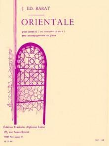 BARAT J. ORIENTALE TROMPETTE