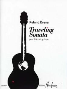 DYENS R. TRAVELING SONATA FLUTE GUITARE