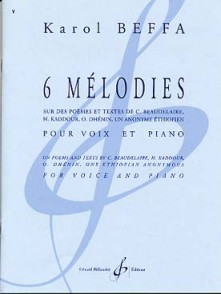 BEFFA K. MELODIES CHANT