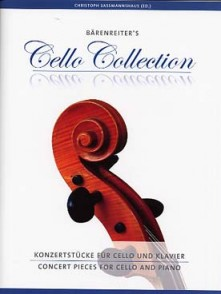 CELLO COLLECTION CONCERT PIECES FOR VIOLONCELLE
