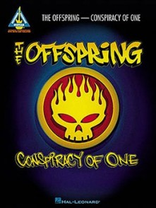 OFFSPRING CONSPIRACY OF ONE GUITARE