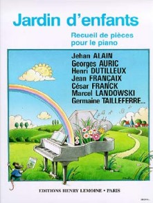 JARDIN D'ENFANTS PIANO