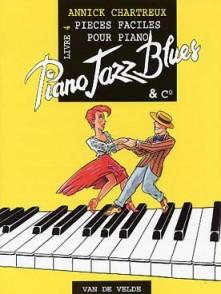 CHARTREUX A. PIANO JAZZ BLUES VOL 4