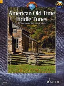 AMERICAN OLD TIME FIDDLE TUNES VIOLON