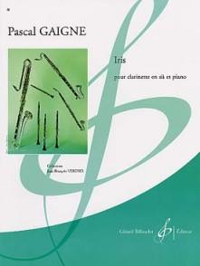 GAIGNE P. IRIS CLARINETTE SIB