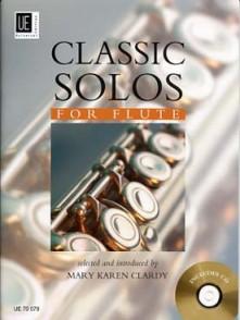 CLASSIC SOLOS VOL 1 FLUTE