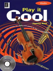 RAE J. PLAY IT COOL VIOLON