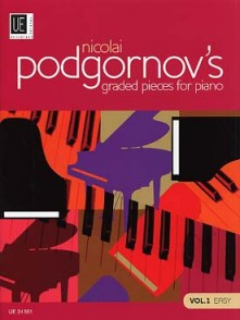 PODGORNOV'S GRADED PIECES FOR PIANO VOL 1