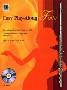 EASY PLAY-ALONG FLUTE