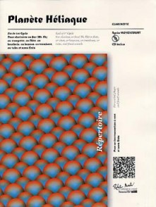 MOYENCOURT A. PLANETE HELIAQUE CLARINETTE