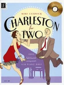 CORNICK M. CHARLESTON FOR TWO PIANO DUETS