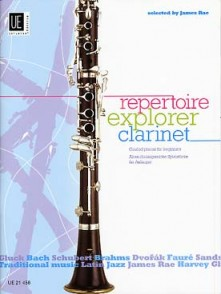 REPERTOIRE EXPLORER  CLARINET