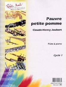 JOUBERT C.H. PAUVRE POMME FLUTE
