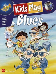 KIDS PLAY BLUES CLARINETTE