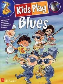 KIDS PLAY BLUES SAXO