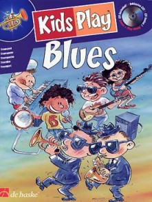 KIDS PLAY BLUES TROMPETTE