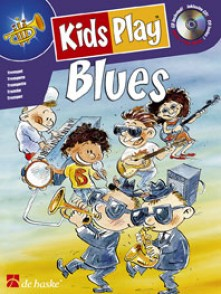 KIDS PLAY BLUES EUPHONIUM