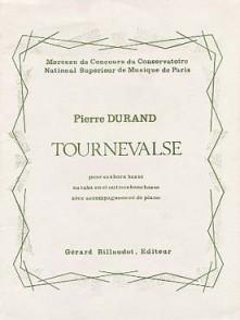 DURAND P. TOURNEVALSE SAXHORN BASSE OU TUBA OU TROMBONE BASSE