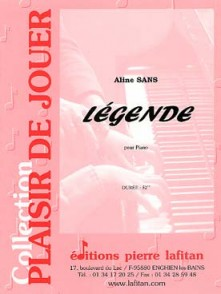 SANS A. LEGENDE PIANO