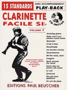 CLARINETTE FACILE VOL 1