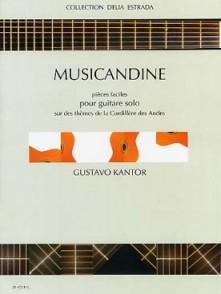 KANTOR G. MUSICANDINE GUITARE