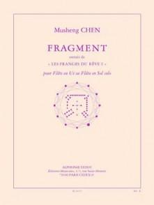 CHEN M. FRAGMENT FLUTE