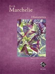 MARCHELIE E. HISTORIETTES GUITARE