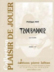 RIO P.TROUBADOUR GUITARE