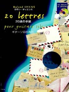 DYENS R. LETTRES GUITARE