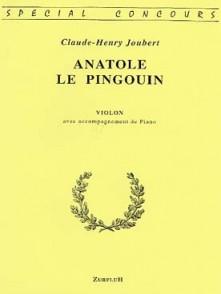 JOUBERT C.H. ANATOLE LE PINGOUIN VIOLON