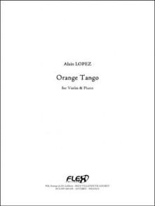 LOPEZ A. ORANGE TANGO VIOLON