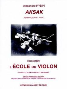 RYDIN A. AKSAK VIOLON