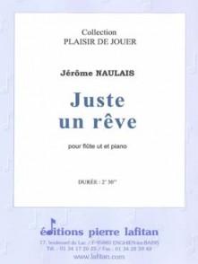 NAULAIS J. JUSTE UN REVE FLUTE