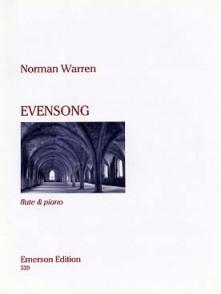 WARREN N. EVENSONG FLUTE