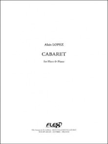 LOPEZ A. CABARET FLUTE