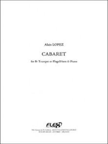 LOPEZ A. CABARET TROMPETTE